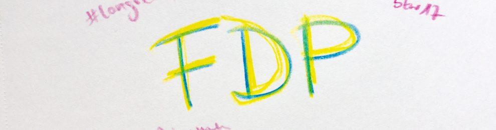 Neustart – das Bundestagswahlprogramm der FDP