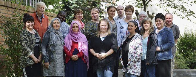 Demokratischer Frauenbund: Geben und Nehmen