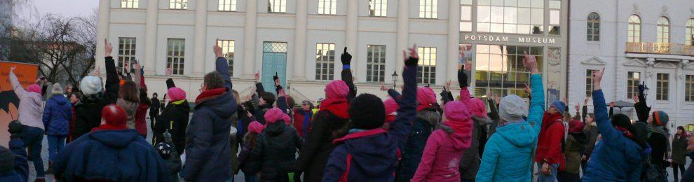 OneBillionRising: Streikt! Tanzt! Erhebt euch!