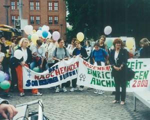 1998 – Frauen Macht Politik