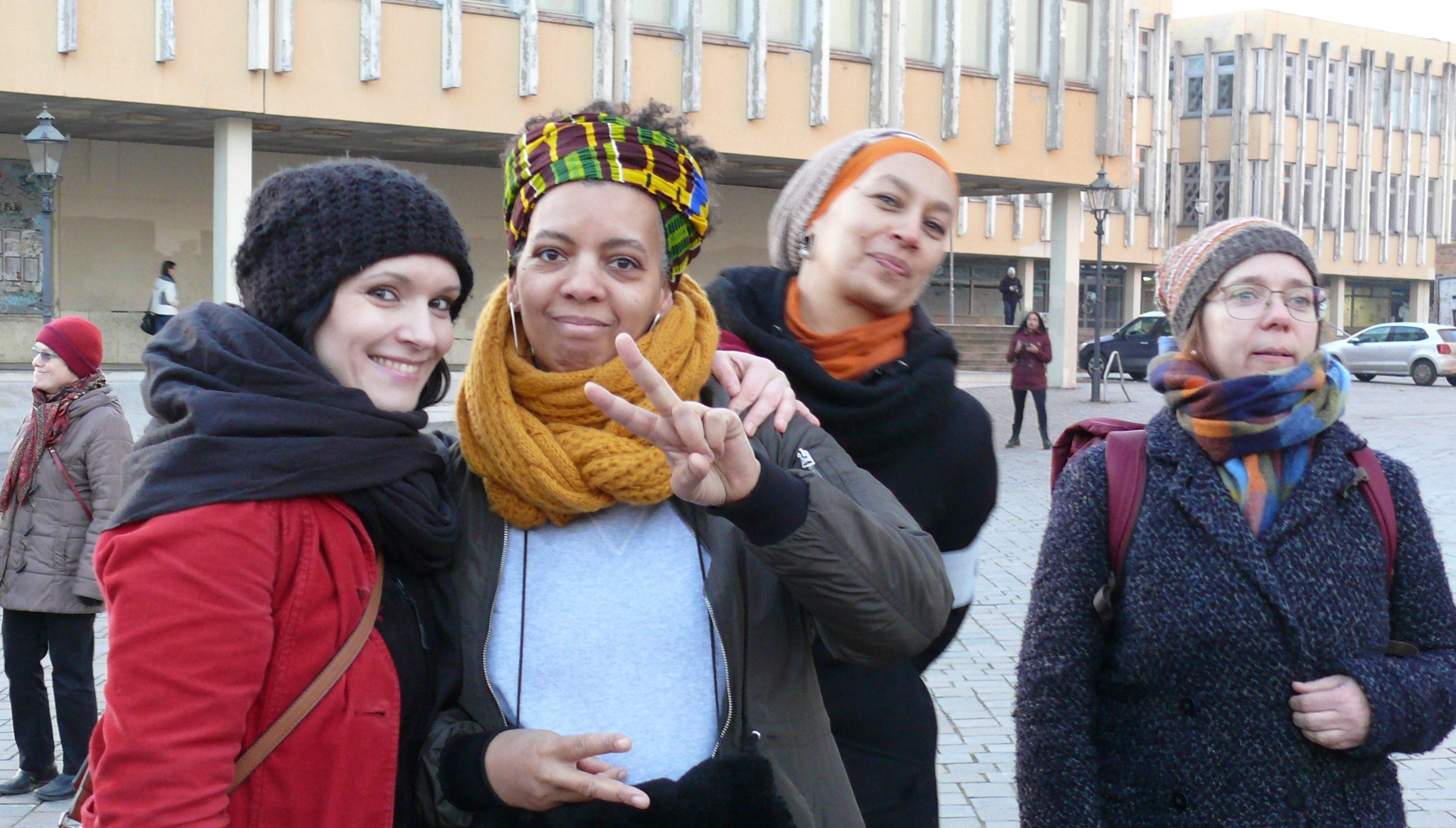 OneBillionRising: wer tanzt, ist kein Opfer!