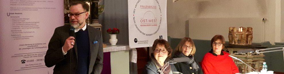 Frauennetzwerk zugunsten des Rathenower Frauenhauses