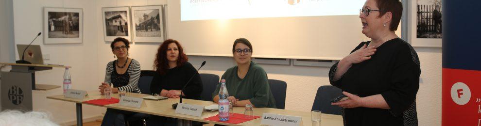 """""""Die Emanzipation der muslimischen Frauen ist ein unaufhaltsamer Prozess"""" – Frauenbewegung und Islam"""